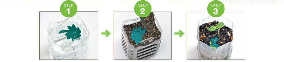 how to use seed paper
