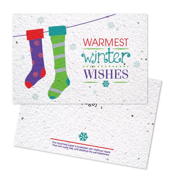 winterwishesカード