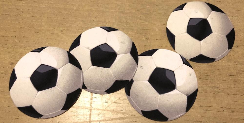 シードペーパー・サッカーボール